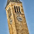 Mcgraw Tower by Stephen Stookey