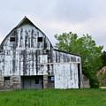 Mcgregor Iowa Barn by Kathy M Krause