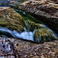 Mckinney Falls State Park-lower Falls 4 by Judy Vincent