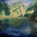 Mclane Reflections by Richard Beauregard