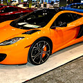 Mclaren 12c Coupe by Alan Look