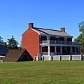 Mclean House In Appomattox by Jill Lang