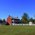 Mclean House In Virginia by Jill Lang