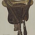 Mclellan Saddle by Walter Praefke
