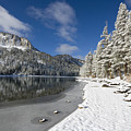 Mcleod Lake by Kelley King