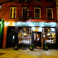 Mcsorleys At Night by Ed Weidman