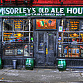 Mcsorley's  In Color by Randy Aveille