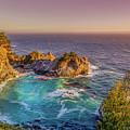 Mcway Falls Big Sur California by Scott McGuire