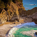 Mcway Falls by Susan Rissi Tregoning