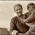 Me And Grandpa, Iran  by Michael Ziegler