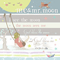 Me And Mr. Moon by Claire Tingen