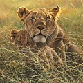 Me And Mum by Alan M Hunt