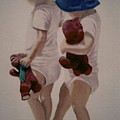 Me And My Shadow by Fran Rittenhouse-McLean