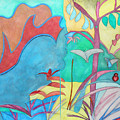 Me-bird In Paradise by Laura Joan Levine
