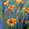 Meadow Flowers by Dragica  Micki Fortuna