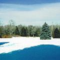 Meadow Snow by Steve Karol