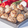 Meat Balls by D R