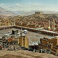 Mecca by Hubert Sattler