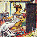 Mechanical Bathroom, 1900s French by Science Source