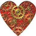 Mechanical Heart by Michal Boubin