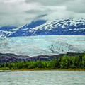 Mendenhall Glacier by John M Bailey