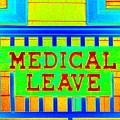 Medical Leave Art by Cynthia Guinn
