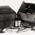 Medicine Chest, Scott Polar Expedition by Wellcome Images