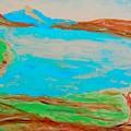 Medicine Lake by Stanley Morganstein
