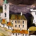 Medieval Bray by Val Byrne