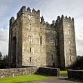 Medieval Bunraty Castle Ireland by Pierre Leclerc Photography