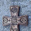Medieval Nordic Cross by Merja Waters