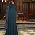 Medieval Queen by Elle Arden Walby