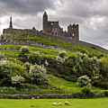 Medieval Rock Of Cashel Ireland by Pierre Leclerc Photography