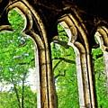 Medieval Triptych by Sarah Loft