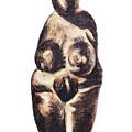 medieval Venus - fertility symbol by Michal Boubin