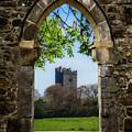 Medieval Vista Of Dysert O'dea Castle by James Truett