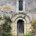 Medieval Window And Door by Dave Mills