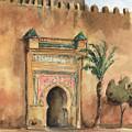 medina morocco,  by Juan Bosco