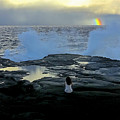 Meditating On A Rainbow by Venetia Featherstone-Witty