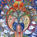 Meditation by Manami Lingerfelt