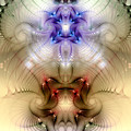 Meditative Symmetry 3 by Casey Kotas