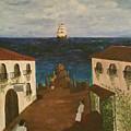 Mediterranean by Jan Marie