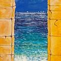 Mediterranean Meditation  by V Boge