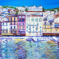 Mediterranean Morning by JoAnn DePolo