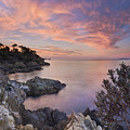Mediterranean Sunrise by Rod McLean