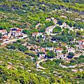Mediterranean Village On Island Of Vis by Brch Photography