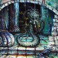 Medusa by Heather Calderon