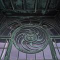 Medusa Window Carousel House Asbury Park Nj by Terry DeLuco
