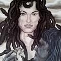 Medusa's Lament by Allan Krummenacker