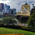 Meet Me At The Clemente Bridge by Shelley Smith